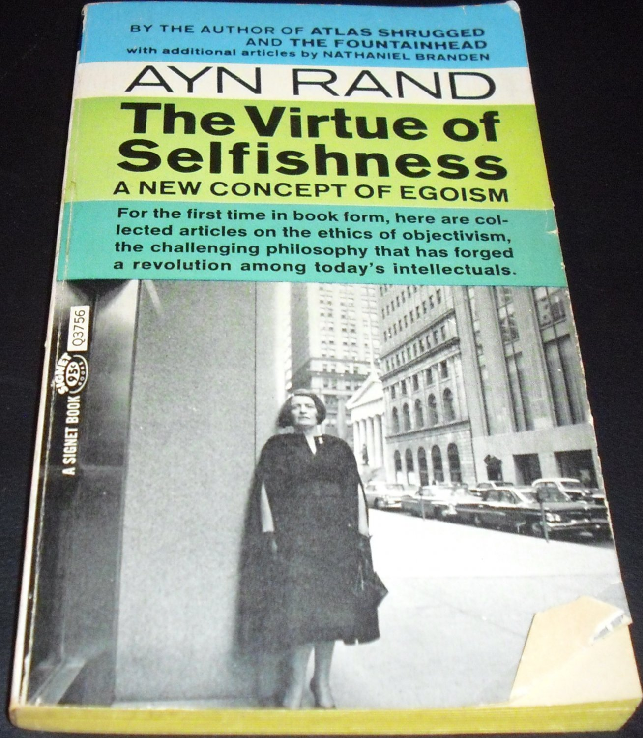 ayn rand essays and articles