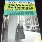 The Virtue of Selfishness (Signet) (Paperback 1964) by Ayn Rand
