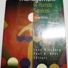 New Management in Human Services by Paul R. Keys and Leon Ginsberg (1995, Paperback)