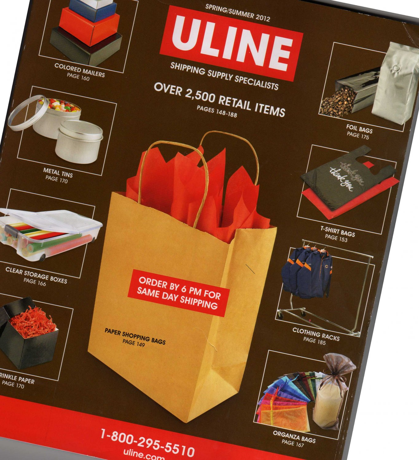 Uline shipping supply catalog brings you a wide assortment of packaging and shipping supplies with shipping products ranging from boxes and tape to true value Uline brand products and more - featured at crawotinfu.ga
