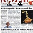 Law Society Gazette, 11 December 2008