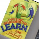 Inviting Students to Learn: 100 Tips for Talking Effectively ... by Jenny Edwards (2010)