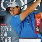 GOLF Magazine (May 2012) Revealed: RORY'S Real Power Move by Sport Writers (Paperback - 2012)