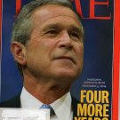 Time Magazine November 15, 2004 (Four More Years)