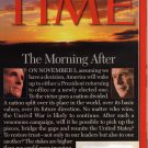 Time Magazine November 1, 2004 (The Morning After)