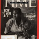 TIME Magazine November 7, 2005 (How to Save a Life)
