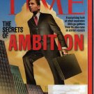 TIME Magazine November 14, 2005 (The Secrets of Ambition)