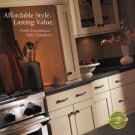 American Woodmark Cabinetry Colletions Catalog 20120