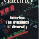 Modern Maturity Magazine June - July 1992 Publication of AARP