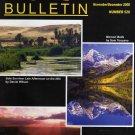 Mensa Bulletin Magazine November - December 2008, Number 520