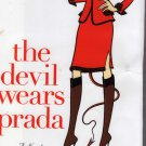 The Devil Wears Prada: A Novel by Lauren Weisberger (Hardcover - Apr 15, 2003)