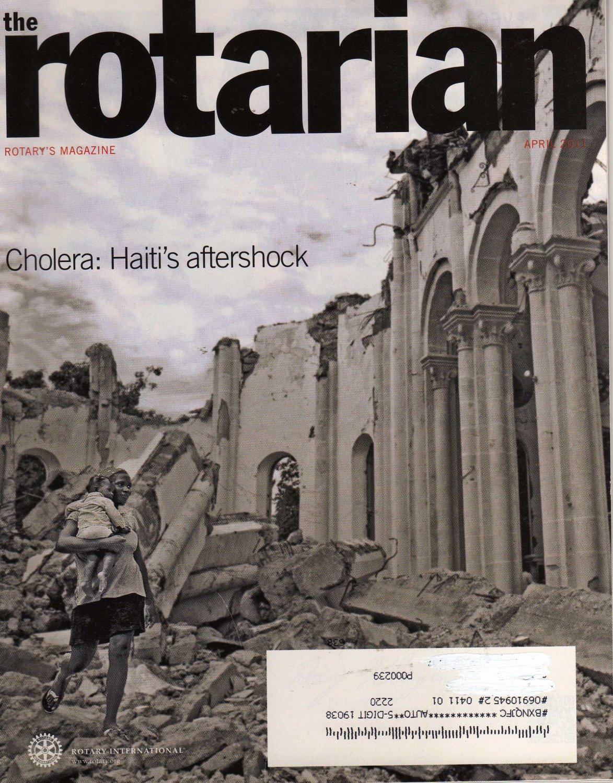 The Rotarian Magazine April 2011