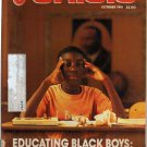 The Crisis October 1991 (Educating Black Boys)