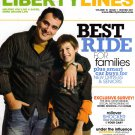 Liberty Lines Magazine Winter 2011 Volume 15, Issue 1