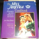 The Miss America Cookbook by Ann-Marie Bivans (Hardcover - May 1995)