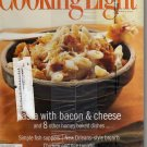 Cooking Light Magazine March 2004 (Pasta with Bacon & Cheese, 8 Other Homey Baked Dishes)