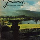 Gourmet Magazine: The Magazine of Good Living August 1972