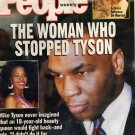 People Weekly Magazine February 24, 1992 (Magazine)  The Woman Who Stopped Tyson