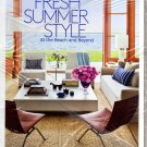 Architectural Digest July 2012 Fresh Summer Style At the Beach and Beyond