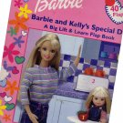 Barbie and Kelly's Special Day (Lift & Learn Flap Book) by Rita Balducci (Board book,  2004)