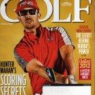 GOLF Magazine (June 2012) Hunter Mahan's Scoring Secrets