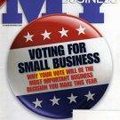 My Business Magazine October/November 2008