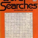 Spirit Masters Word Searhes Geography and More by La Vonne Miller (Paperback 1983)