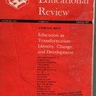 Harvard Educational Review Vol 51, #1, February 1981