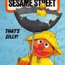 Sesame Street Magazine April 1989