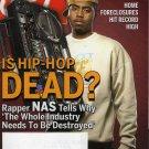 Jet Magazine April 9, 2007 RAPPER NAS: HIP-HOP IS DEAD!