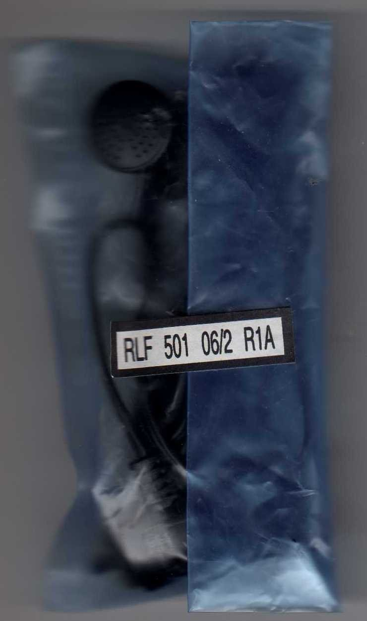 Sony Ericsson Handsfree Earbud Headset RLF 501