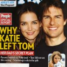 People Magazine: Kate & Tom (Why Kate Left Tom + Scientology's role, July 16, 2012)