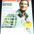 Guideposts June 2012 Adventurer Bear Grylls Faith, Fathers and Sons