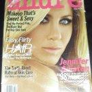 Allure Magazine February 2011 Jennifer Aniston, reveals why she hated Rachel Haircut