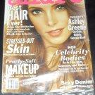 Allure Magazine November 2011 Twilight's Ashley Greene Sexy Denim Hot Celebrity Bodies