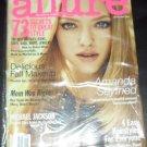 Allure September 2009 Amanda Seyfried Michael Jackson