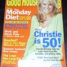 Good Housekeeping Magazine July 2004 by Ellen Levine (2004)