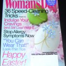 Woman's Day Magazine April 18, 2006