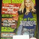 Good Housekeeping January 2006 - Faith Hill