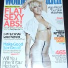 Women's Health Magazine (Pink on Cover, January February 2010)