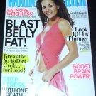 Women's Health Magazine (American Idols Kara DioGuardi How she got a dream body , April 2010)
