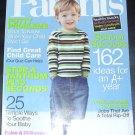Parents Magazine September 2005
