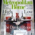 Metropolitan Home Magazine December 2005/January 2006 Issue