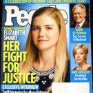 People Magazine October 19, 2009 Special 35th Anniversary Issue Elizabeth Smart--Kidnap Survivor