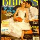 Brides Magazine October 2010