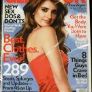 Glamour Magazine September 2008 - Penelope Cruz