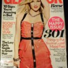 Glamour January 2011 Reese Witherspoon on Cover, 301 Thing to Put You In a Good Mood