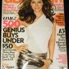 Glamour July 2010 Jessica Biel 500 Genius Buys Under $50