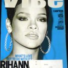 "VIBE Magazine May 2009: Rihanna- ""What's Love Got to do With It?""; Boogaloo Shrimp"
