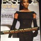 Essence Magazine September 1996: Naomi Campnell